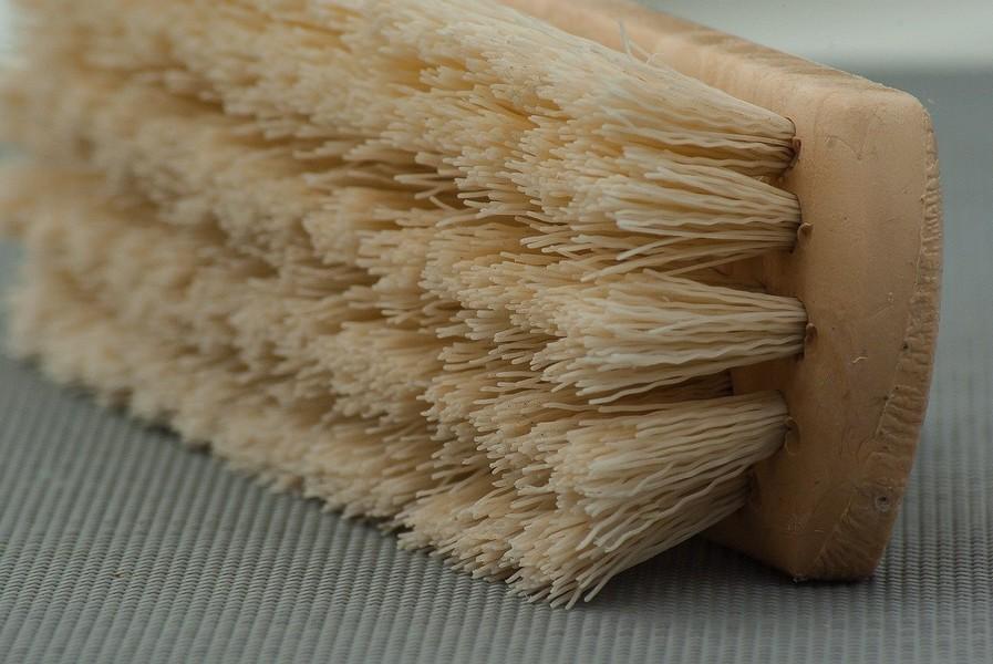 brosse pour nettoyer